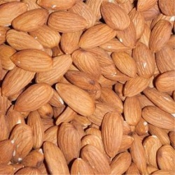 Almonds Whole Organic Shelled Raw
