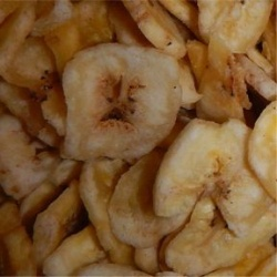 Banana Chips Dried Unsulfured
