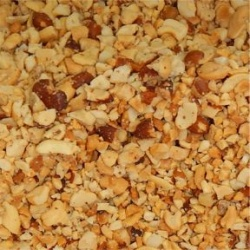 Chopped Mixed Nuts With Peanuts