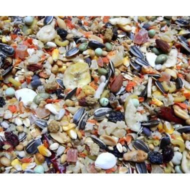 Avian Naturals Bubba Fruit Nut Mix